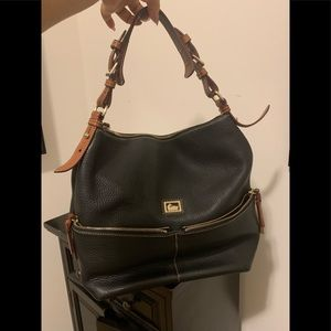 Black Hobo bag.